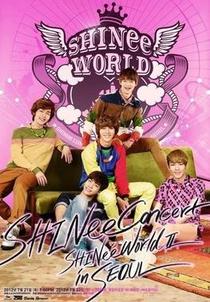 SHINee - O segundo concerto SHINee World II em Seul - Poster / Capa / Cartaz - Oficial 1