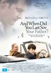 Quando Você Viu seu Pai pela Última Vez? - Poster / Capa / Cartaz - Oficial 1