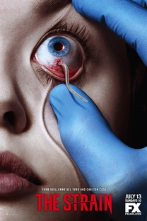 The Strain (1ª Temporada) - Poster / Capa / Cartaz - Oficial 1