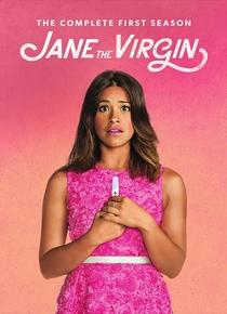 Jane the Virgin (1ª Temporada) - Poster / Capa / Cartaz - Oficial 2
