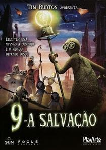 9 - A Salvação - Poster / Capa / Cartaz - Oficial 11