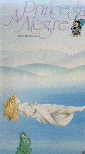 A Princesa Alegre - Poster / Capa / Cartaz - Oficial 2