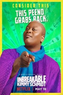 Unbreakable Kimmy Schmidt (3ª Temporada) - Poster / Capa / Cartaz - Oficial 3