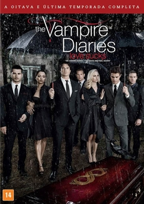 The Vampire Diaries (8ª Temporada) - Poster / Capa / Cartaz - Oficial 10