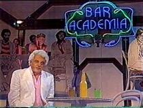 Programa Bar Academia - Poster / Capa / Cartaz - Oficial 1