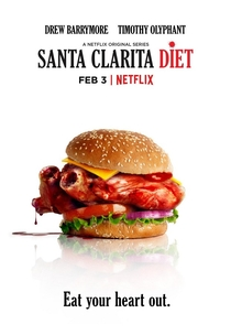 Santa Clarita Diet (1ª Temporada) - Poster / Capa / Cartaz - Oficial 9