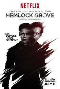 Hemlock Grove (2ª Temporada) - Poster / Capa / Cartaz - Oficial 6