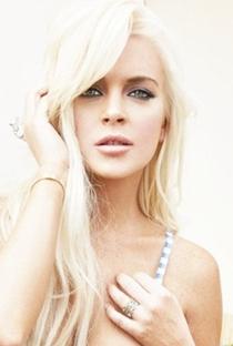 Lindsay Lohan - Poster / Capa / Cartaz - Oficial 6