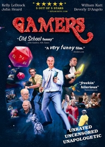 Gamers - Poster / Capa / Cartaz - Oficial 1