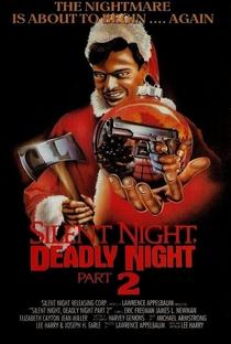 Natal Sangrento 2: Retorno Macabro - Poster / Capa / Cartaz - Oficial 5