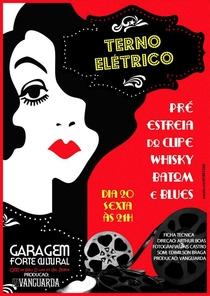 Whisky, batom e blues - Poster / Capa / Cartaz - Oficial 1