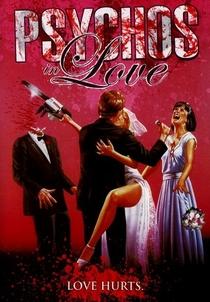 Psychos in Love - Poster / Capa / Cartaz - Oficial 1