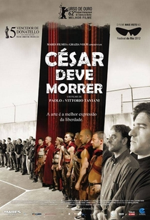 César Deve Morrer - Poster / Capa / Cartaz - Oficial 11
