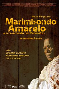 Marimbondo Amarelo - Poster / Capa / Cartaz - Oficial 1