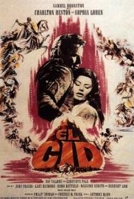 El Cid - Poster / Capa / Cartaz - Oficial 2
