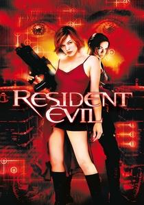 Resident Evil: O Hóspede Maldito - Poster / Capa / Cartaz - Oficial 4