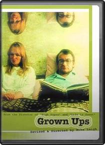 Grown-Ups - Poster / Capa / Cartaz - Oficial 1