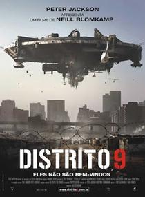 Distrito 9 - Poster / Capa / Cartaz - Oficial 9