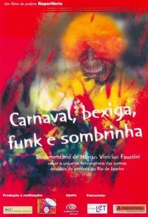 Carnaval, Bexiga, Funk e Sombrinha - Poster / Capa / Cartaz - Oficial 1
