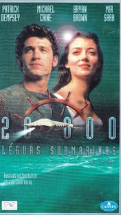 20.000 Léguas Submarinas - Poster / Capa / Cartaz - Oficial 2