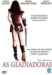 As Gladiadoras - Poster / Capa / Cartaz - Oficial 3