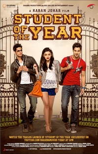 Student of the Year - Poster / Capa / Cartaz - Oficial 4