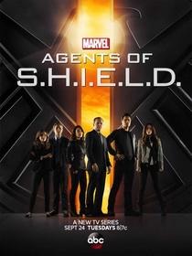 Agentes da S.H.I.E.L.D. (1ª Temporada) - Poster / Capa / Cartaz - Oficial 1
