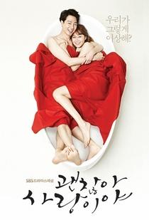 It's Okay, It's Love - Poster / Capa / Cartaz - Oficial 5