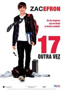 17 Outra Vez - Poster / Capa / Cartaz - Oficial 1