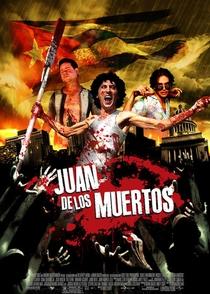 Juan dos Mortos - Poster / Capa / Cartaz - Oficial 1