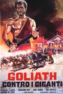 Golias Contra Os Gigantes - Poster / Capa / Cartaz - Oficial 1