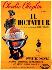 O Grande Ditador - Poster / Capa / Cartaz - Oficial 11