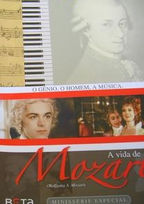 A Vida de Mozart - Poster / Capa / Cartaz - Oficial 1