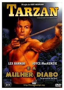 Tarzan e a Mulher Diabo - Poster / Capa / Cartaz - Oficial 2