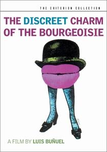 O Discreto Charme da Burguesia - Poster / Capa / Cartaz - Oficial 1