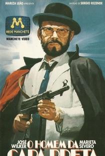 O Homem da Capa Preta - Poster / Capa / Cartaz - Oficial 2