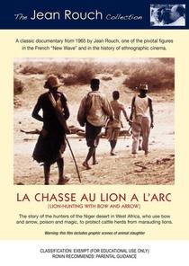 A Caça ao Leão com Arco - Poster / Capa / Cartaz - Oficial 3