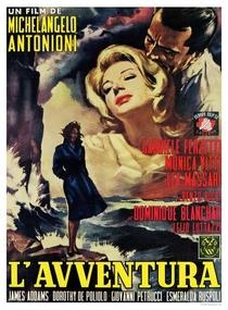 A Aventura - Poster / Capa / Cartaz - Oficial 2
