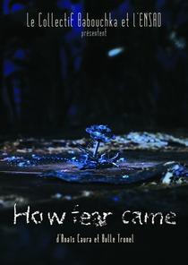 Como o medo surgiu - Poster / Capa / Cartaz - Oficial 1