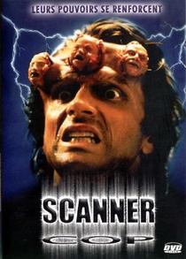 Scanner Cop - O Destruidor de Mentes - Poster / Capa / Cartaz - Oficial 3