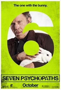Sete Psicopatas e um Shih Tzu - Poster / Capa / Cartaz - Oficial 8