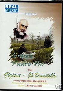 Grazie Padre Pio - Poster / Capa / Cartaz - Oficial 1