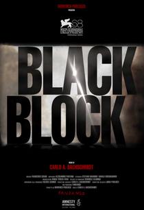 Black Block - Poster / Capa / Cartaz - Oficial 1