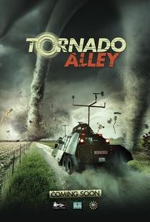 Tornado Alley - Poster / Capa / Cartaz - Oficial 1