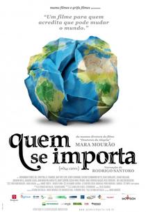 Quem Se Importa? - Poster / Capa / Cartaz - Oficial 1