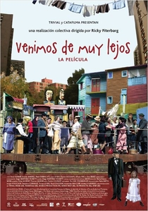 Venimos de muy lejos - Poster / Capa / Cartaz - Oficial 1