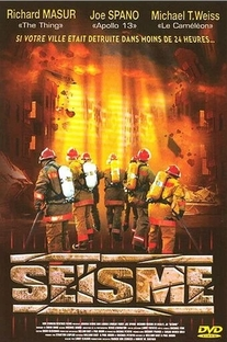The Great Los Angeles Earthquake - Poster / Capa / Cartaz - Oficial 2
