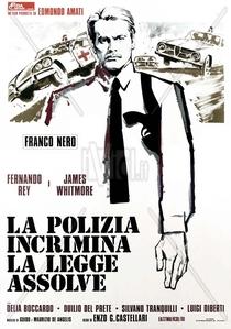 A Polícia Incrimina... A Lei Absolve - Poster / Capa / Cartaz - Oficial 5