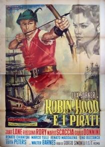 Robin Hood e Os Piratas - Poster / Capa / Cartaz - Oficial 1
