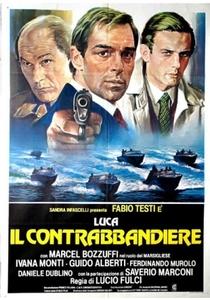 Luca, o Contrabandista - Poster / Capa / Cartaz - Oficial 1